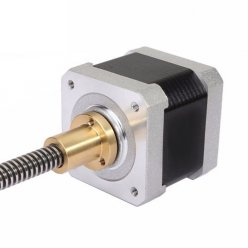 300mm TR8 x 2 Threaded Rod Nema 17 Linear Stepper Motor 40mm 1.68A