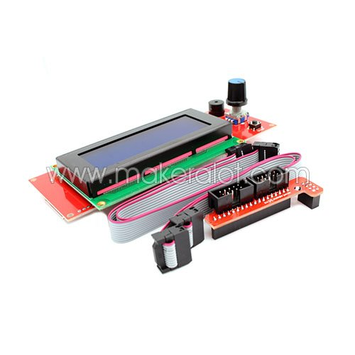Reprap RAMPS 1.4 LCD 2004 Controller Kit - Click Image to Close