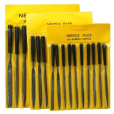 10pcs Needle File Set