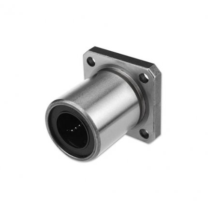 LMK10UU Square Flanged Linear Ball Bearing