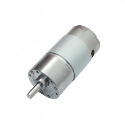 GD37-550 High Torque Metal Gearmotors Brushed DC Motors