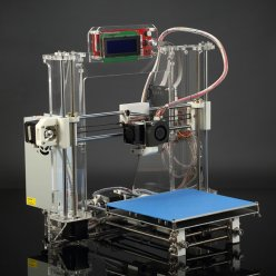 Z605S Reprap Prusa I3 3D Printer DIY KIT with LCD Screen