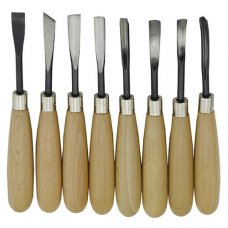 8Pcs Wood Carving Chisels Set