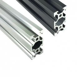 2040 V Slot Extruded Aluminum 1 Meter 20mm x 40mm