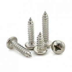 Cross Round Head Self Tapping Screw