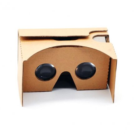 Makeralot Google Cardboard 2 Virtual Reality Kit