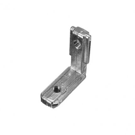 L Shape Interior Corner Bracket for 20mm Aluminum Extrusion