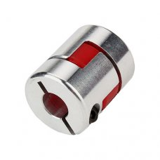Flexible Shaft Coupling Jaw Clamping