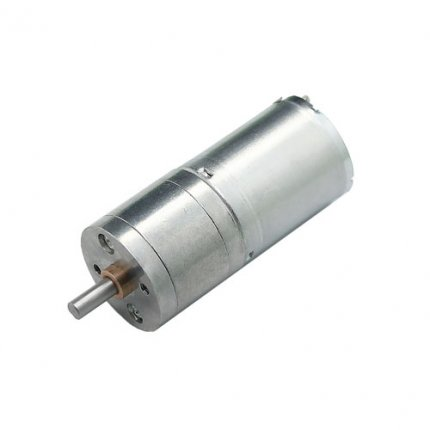 Brushed 370 DC Micro Gear Motor 12V High Torque