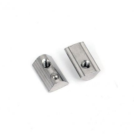 M5 Spring Loaded T Nut 100pcs Pack