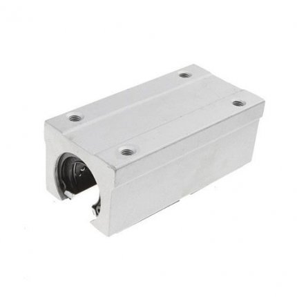 SBR25LUU Extended Open Linear Bearing Slide Block