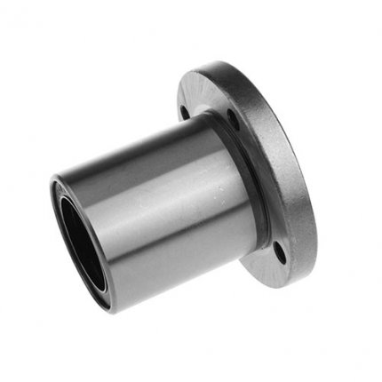 LMF12UU Round Flanged Linear Bearing