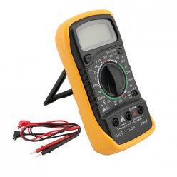 Household Mini LCD Digital Multimeter