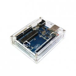 Acrylic Box for Arduino UNO R3 Board