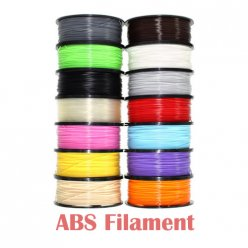 1.75mm ABS Filament 1kg for 3D Printing