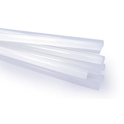 11mm Clear Hot Melt Adhesive Stick