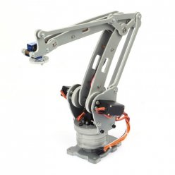 Four-axis Industrial Robot Arm Model