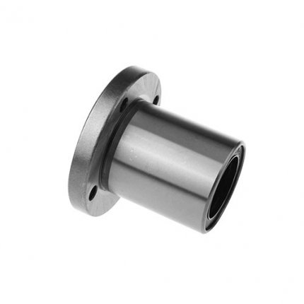 LMF8UU Round Flange Mount Linear Ball Bearing