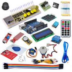 Upgraded Arduino UNO R3 Starter Kit with RFID