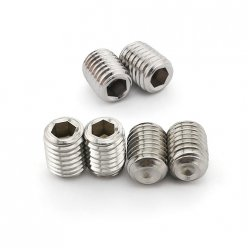 Stainless Steel Allen Socket Set Screws