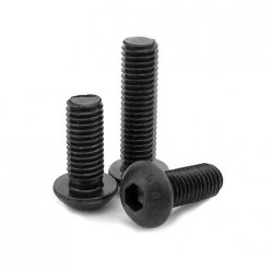 Black Socket Head Screws