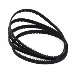 Closed GT2 Timing Belt 6mm Width