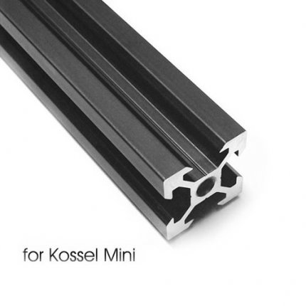 2020 V Slot Aluminium Extrusion for Kossel Mini