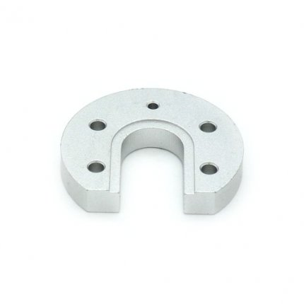 Round Aluminum Mounting Plate for Reprap E3D Hotend