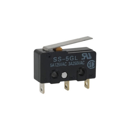 SS-5GL Microswitch Limit Switch 5A 125VAC